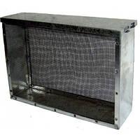 Изолятор сетчатый оцинкованный улей типа «Дадан» на 2 рамки