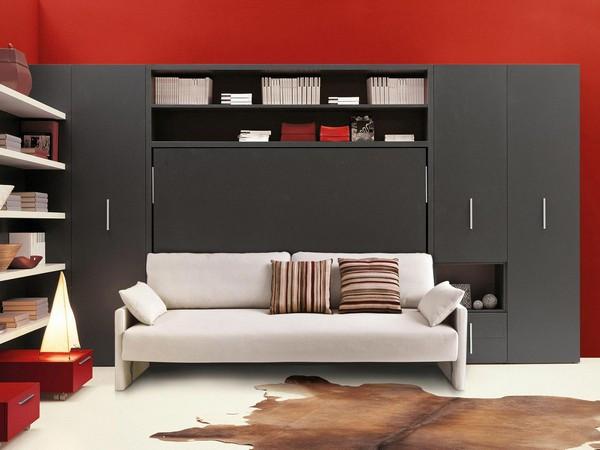 Комплект мебели-трансформер на базе модуля CIRCE SOFA