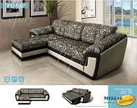 Угловой диван LEF- Премьер 3 подушки