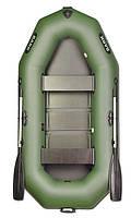Лодка надувная гребная двухместная Bark В-260 (БАРК В-260)