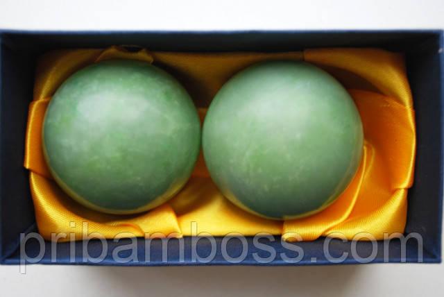 Массажные шары нефрит (5 см)