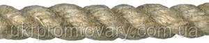 Канат льняной d=30 мм трехпрядный ГОСТ, фото 2