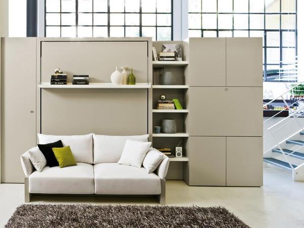 Комплект мебели-трансформер на базе модуля NUOVOLIOLA' 10