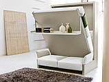 Комплект мебели-трансформер на базе модуля NUOVOLIOLA' 10, фото 3