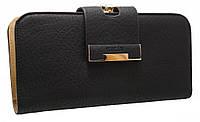 Стильный женский кошелек WA 8338 black
