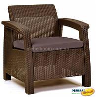 Кресло пластиковое ECO- Corfu Duo