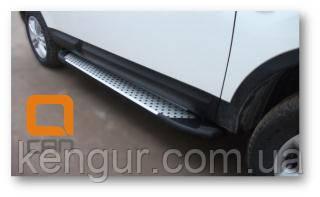 Боковые пороги Hyundai IX 35