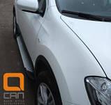 Боковые пороги Hyundai IX 35, фото 2
