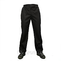 Зимние теплые спортивные брюки плащевка на флисе AHR21, фото 1