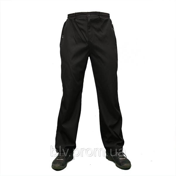 Зимние теплые спортивные брюки плащевка на флисе AHR21
