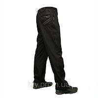 Зимние теплые спортивные брюки плащевка на флисе AHR121