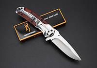 Нож раскладной Browning полуавтоматический раскладной., фото 1