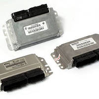 Контроллер BOSCH 2104-1411020-10 М7.9.7 ВАЗ 2104, ВАЗ 2107 Классика