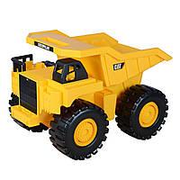 Игрушечные машинки и техника «Toy State» (34789) самосвал CAT, 46 см