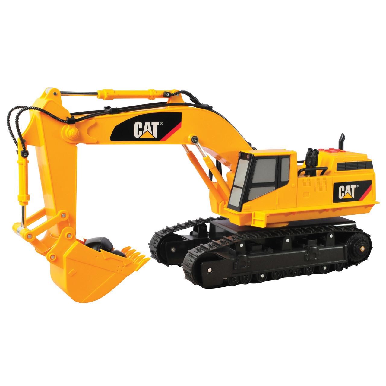 Экскаватор CAT, 51 см «Toy State» (34658)