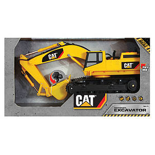 Экскаватор CAT, 51 см «Toy State» (34658), фото 2