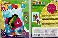 Набор для детского творчества Веселые помпоны Рыбка