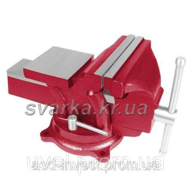 Купить Тиски слесарные поворотные 125 мм