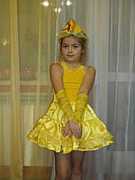 Карнавальный костюм курочки прокат. Костюм курочка, курочка-ряба прокат, фото 1