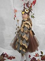 Костюм  совы прокат, костюм сова прокат Киев, карнавальный костюм сова прокат, фото 1