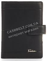 Мужская кожаная документница высокого качества Frandiar art. FD83-906A черная, фото 1