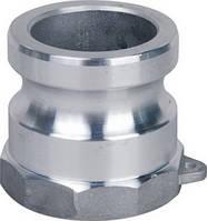 Камлок алюмінієвий ВРХ тип А (CAMLock)