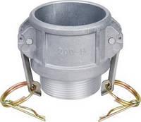 Камлок алюминиевый БРС тип B (CAMLock)