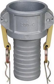 Камлок алюминиевый БРС тип C (CAMLock)