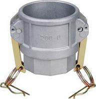 Камлок алюминиевый БРС тип D (CAMLock)