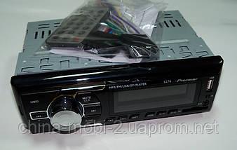 Автомагнитола Pioneer 1276 MP3/SD/USB/AUX/FM, фото 3