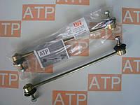 Стойка стабилизатора Citroen C4 I (2004–) Передняя 508757 / JTS642 / 2665302 Ситроен Ц4 1