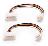 4 pin IDE floppy переходник кабель питания