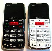 Китайский телефон Muphone M7700, 2 сим, FM, Bluetooth, mp3