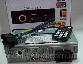 Автомагнитола Pioneer CDX-GT6311 mp3 /sd /usb, фото 3