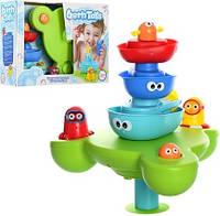 Игрушка для ванной Водопад D40115 фонтан