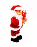 Дід Мороз/Санта-Клаус з подарунком-15,0 див., фото 2