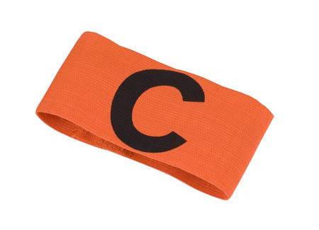 Капитанская повязка на липучке SELECT CAPTAIN'S BAND velcro 697782-002