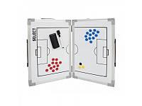 Складная тактическая доска для футбола Select Tactics board foldable – football 729410-001
