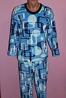 Пижама мужская махровая