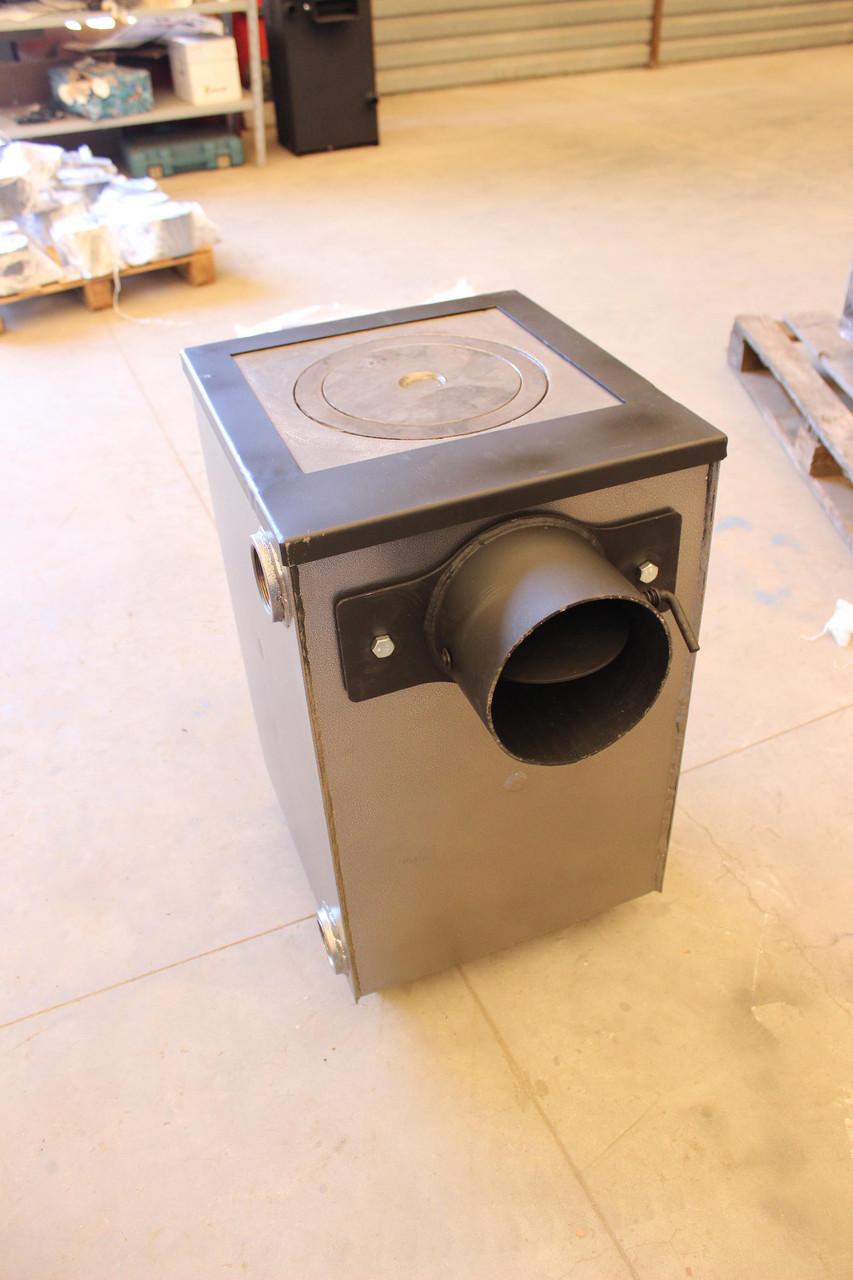 Твердотопливный котел 12 кВт