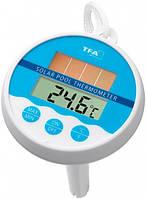 """Термометр для бассейна цифровой TFA """"Solar"""" , 80x80x135мм"""