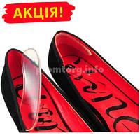 """Силиконовые наклейки на задник обуви """"Gel-Antislip"""" комплект 2шт (1пара)"""