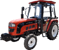 Трактор FOTON FT 450