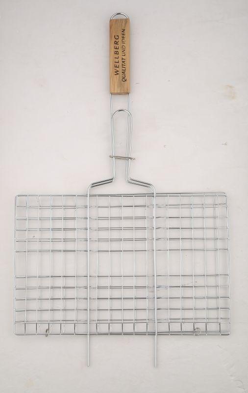 Решетка для барбекю Wellberg WB7462