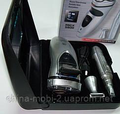 Электробритва NIKAI RSCX-5800 3в1 бритва триммер, фото 2