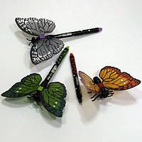 """Ручка-игрушка 720 """"Бабочка"""" на магните"""