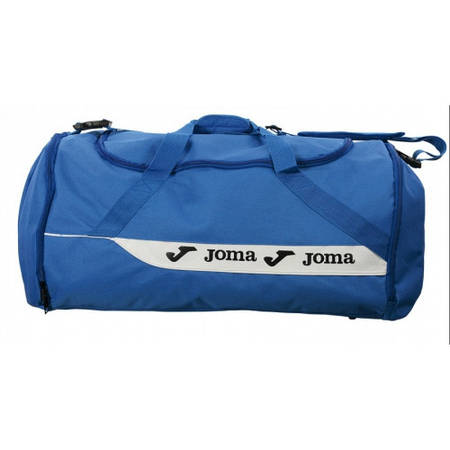 Сумка спортивная синяя Joma Travel 4221.10.35