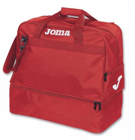 Сумка спортивная красная Joma Training III-Small 400006.600