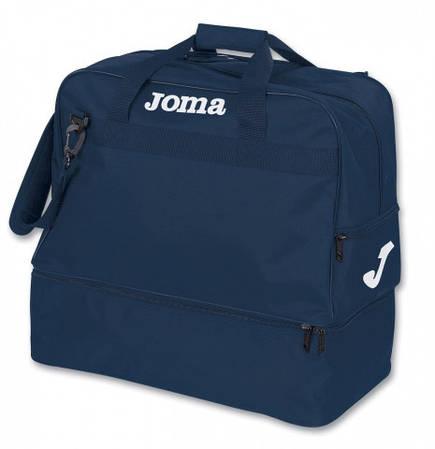 Сумка спортивная темно-синяя Joma Training III-Medium 400007.300