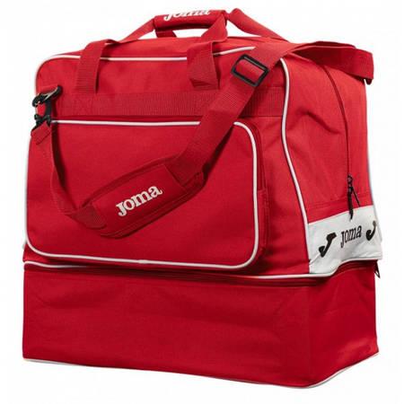 Сумка спортивная красная Joma Extra 4055.10.60